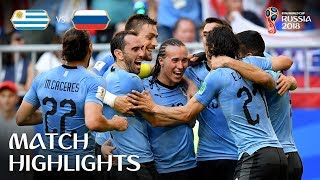 Video Uruguay v Russia - 2018 FIFA World Cup Russia™ - Match 33 MP3, 3GP, MP4, WEBM, AVI, FLV September 2018