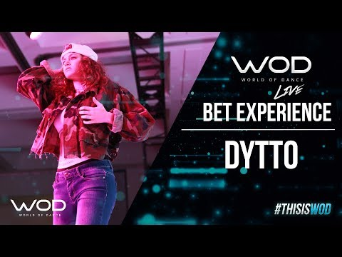 Dytto | WOD Live at BET Experience 2017 | #BETX #BETExperience