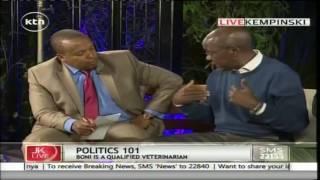 Is David Matsanga a real Doctor? Kenyans begin to unmask the famous Ugandan in Kenya