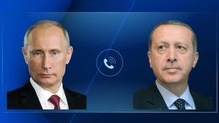 Разговор двух президентов: возобновлять российско-турецкие отношения решили с туризма