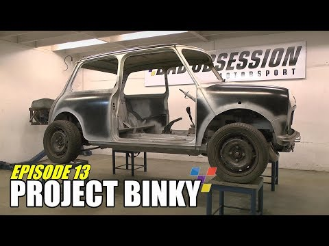 Project Binky - Episode 13 - Austin Mini GT-Four - Turbocharged 4WD Mini [31:41]