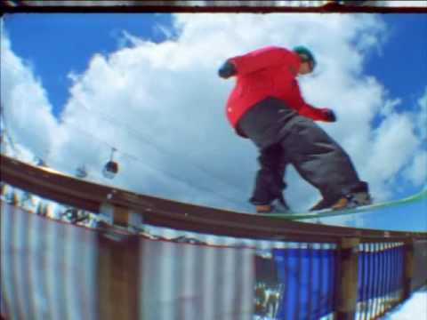 Snowboard Freestyle by DC
