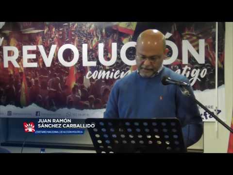 El proceso independentista en Cataluña - Juan Ramón Sánchez Carballido