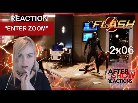 "The Flash 2x06 - ""Enter Zoom"" Reaction Part 2"