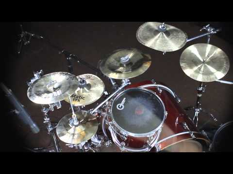 Static EFX Cymbals &#038; Monster Mini China
