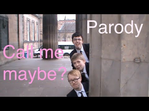 CALL ME MAYBE| PARODY | DUNDEE HIGH SCHOOL