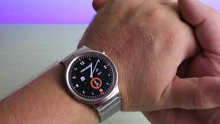 Recensione Huawei Watch con Android Wear 2.0