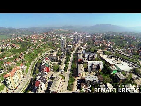 Sarajevo Drone Video