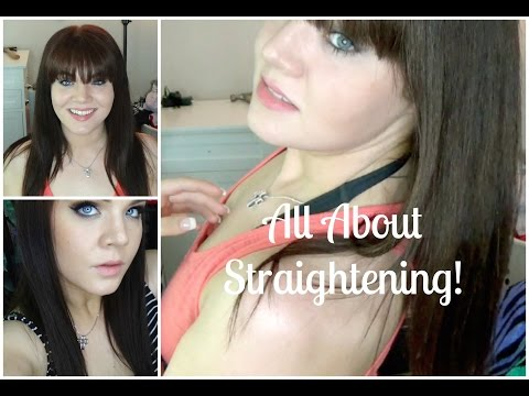 All About Permanent Hair Straightening! | Process, Products, Pros/cons and Personal Opinions