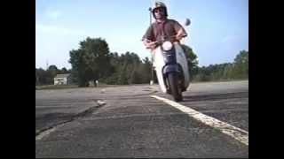 3. 2006 Honda Metropolitan Scooter Jig