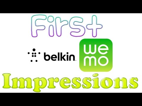 Belkin WeMo Wi-Fi Light Switches Installed (Review Sort Of :))