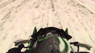 7. 2013 Arctic Cat F1100 Turbo RR