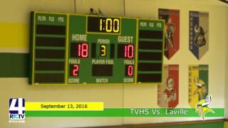 TVHS Volleyball vs LaVille Lancers