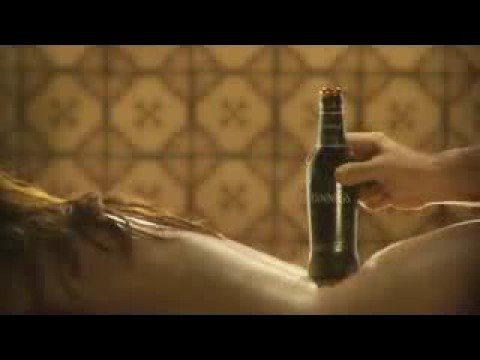 best beer commercial ever by guinness