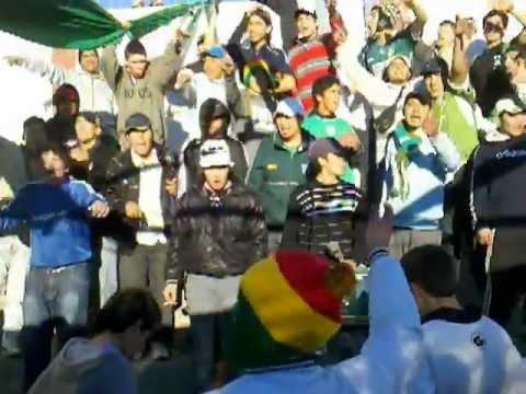 Pacifico vs Huracan - La Banda de Atrás del Canal - Pacífico - Argentina - América del Sur