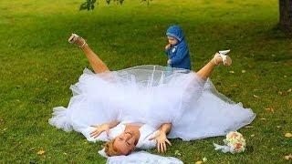 Best Wedding Fail Compilation 2016 / Свадебные приколы