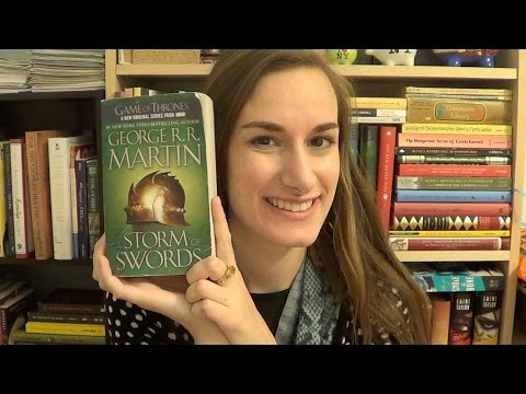 A Storm of Swords by George R. R. Martin: MY THOUGHTS