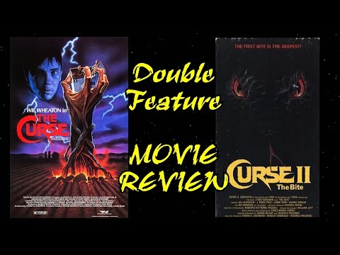 The Curse And Curse II: The Bite Double Feature Movie Review