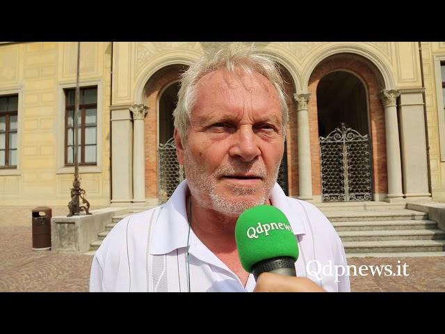 Vidor - Il giorno dopo l'incendio alla Vidori: le dichiarazioni del sindaco Cordiali