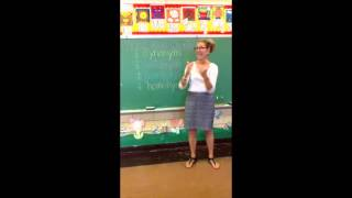 This video is about Word Wall Chants-Synonym, Antony,Homonym & Homophone.