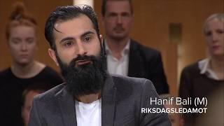 Video Hanif Bali vs Per Gahrton om afghanska ensamkommande MP3, 3GP, MP4, WEBM, AVI, FLV September 2018