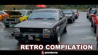 Video Retro Cars Compilation at Mega Gathering Upsi Tanjung Malim MP3, 3GP, MP4, WEBM, AVI, FLV Agustus 2019