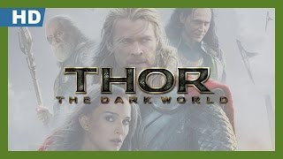 Trailer of Thor: The Dark World (2013)