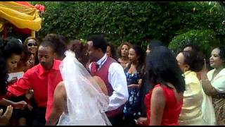 0154 Ethiopian Dance Wedding In Nairobi