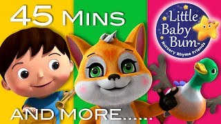 Little Baby Bum   The Fox   Nursery Rhymes for Babies   Songs for Kids