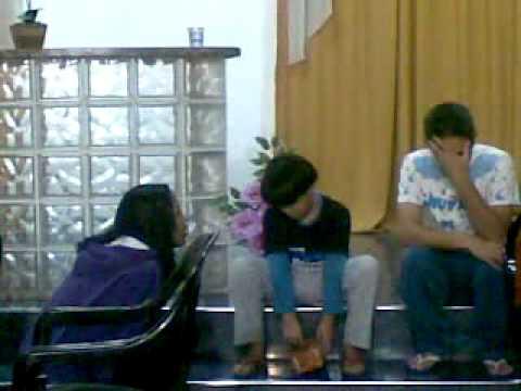 Comunidade Evang. Jesus é o Caminho - Peça de Teatro Dia das Mães 2010 !