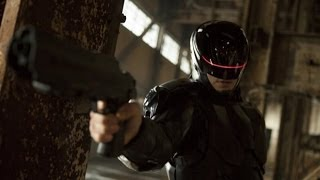 'RoboCop' (2014) Official Trailer Hindi - Joel Kinnaman Movie