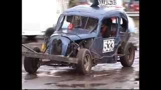Heritage F2 Stock Cars Heat 1 Northampton 26.10.14