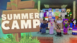 MINECRAFT SUMMER CAMP! Welcome to Camp!
