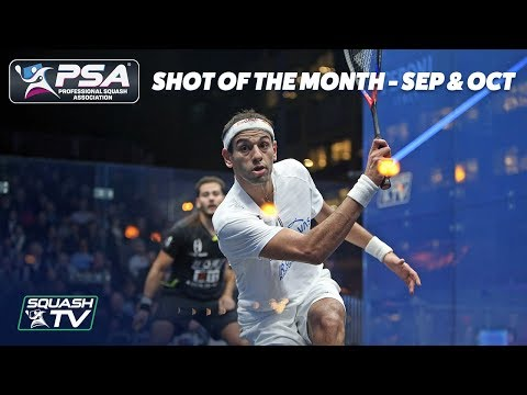 Squash: Shot of the Month - Bumper September & October Edition