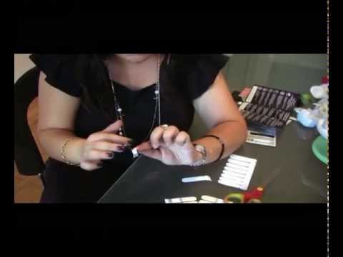 comment poser nail patch french manucure