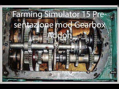 Gearbox Addon v1.4