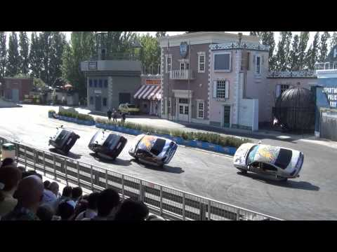 Download Car stunt show, Italy 2013 2/3  - Классные трюки на мотоциклах. HD Mp4 3GP Video and MP3