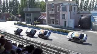 Video Car stunt show, Italy 2013 2/3  - Классные трюки на мотоциклах. MP3, 3GP, MP4, WEBM, AVI, FLV Oktober 2017