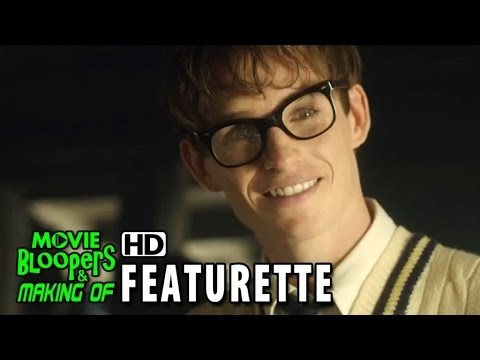 The Theory Of Everything (2014) Featurette - Portrait Of An Icon: Eddie Redmayne