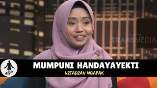 Video MUMPUNI HANDAYAYEKTI, UZTADZAH NGAPAK | HITAM PUTIH (15/05/18) 2-4 MP3, 3GP, MP4, WEBM, AVI, FLV September 2019