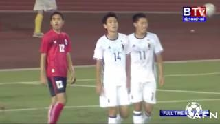 2018 AFC U-23 Championship qualification, 21-July-2017, Cambodia U23 vs Japan U23,