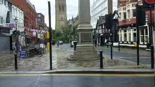 Bolton United Kingdom  city pictures gallery : Town Centre, Bolton, Lancashire.