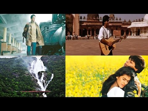 10 Beautiful Locations From Shah Rukh Khan's Movie
