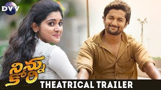 Nonton Ninnu Kori Theatrical Trailer   Nani   Nivetha Thomas   Aadhi Pinisetty    Nktrailer   Dvv Film Subtitle Indonesia Streaming Movie Download