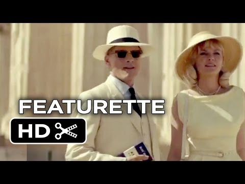 The Two Faces of January Featurette - True Film Noir (2014) - Kirsten Dunst Thriller HD