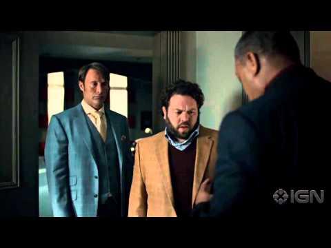 Hannibal 1.01 Clip 'Lecter Meets Crawford'