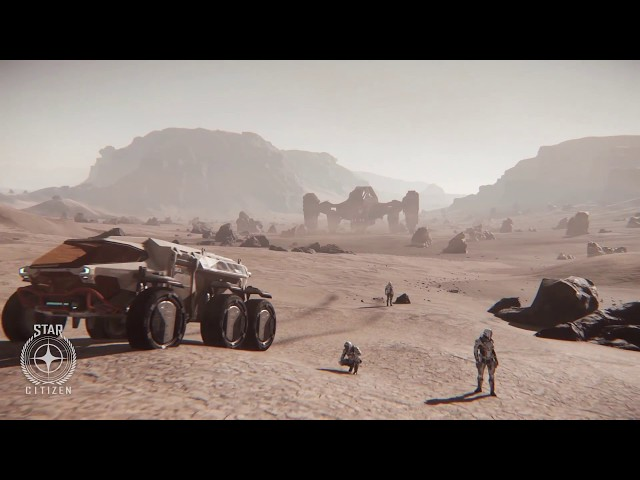 Star Citizen Alpha 3.0 trailer