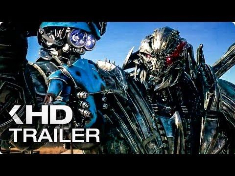 TRANSFORMERS 5: The Last Knight Trailer 2 (2017) (видео)