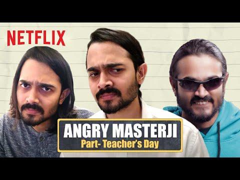 @BB Ki Vines | Angry Masterji | Part: Teacher's Day Special | Netflix India
