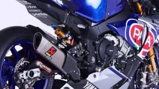 1. The 2016 Yamaha YZF R1 Is Ready for WSBK Duty